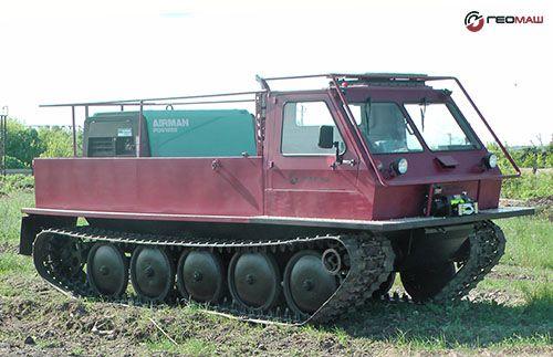 Гусеничный транспортер вес транспортер акрос 530